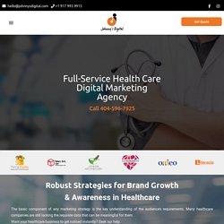 Healthcare Digital Marketing Services - Johnnys Digital