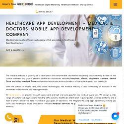 Healthcare App Development Company in India