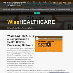 Best Software For Healthcare Claims Processing
