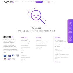 Why is Digital Marketing Essential to Reach Out to Healthcare Professionals? - Doceree