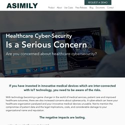 Healthcare Cyber-Security
