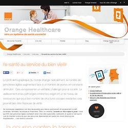 Healthcare - l'e-santé au service du bien vieillir