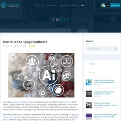 Healthcare AI: the new medical horizons opened.