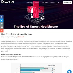 How Apps are Changing Healthcare Industry