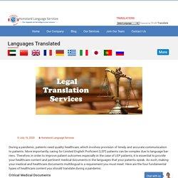 Translation Agencies in New York