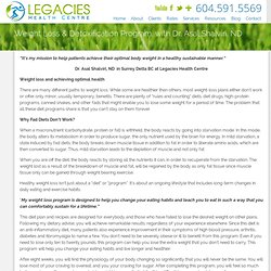 Legacies Weight Loss Program