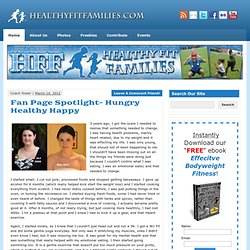 Healthy Fit Families, Fitness Blog -