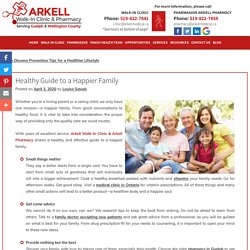 Healthy Guide to a Happier Family