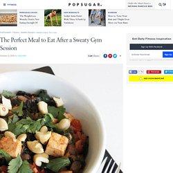 Curry aux blettes et au tofu