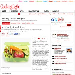 Food Choices - Nutrition Made Easy - Photos - CookingLight.com