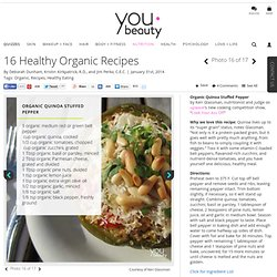 Healthy Organic Recipes