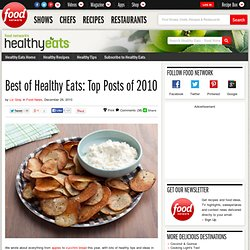 Best of Healthy Eats: Top Posts of 2010