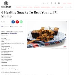 Healthy Snacks-Healthiest Snacks When Dieting