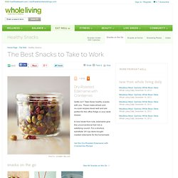 Healthy Snacks | Whole Living