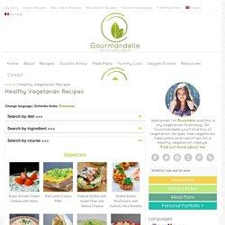 Healthy Vegan and Vegetarian Recipes