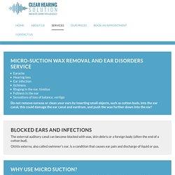 Hearing loss and Vertigo Llantwit Major