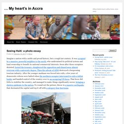 …My heart's in Accra