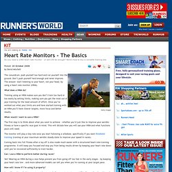 Heart Rate Monitors - The Basics - Kit
