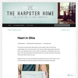 Heart in Ohio | The Harpster Home