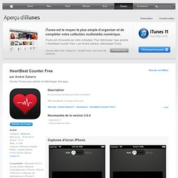 HeartBeats pour iPhone, iPod touch et iPad dans l'App Store d'iT