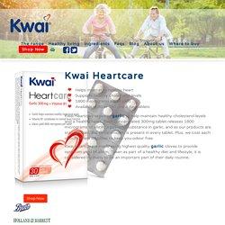 Best Heartcare Supplement - Kwai