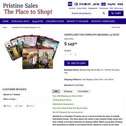 Heartland The Complete Seasons 1-9 (DVD) – Pristine Sales