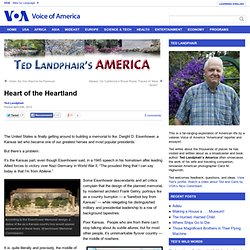Heart of the Heartland « Ted Landphair's America