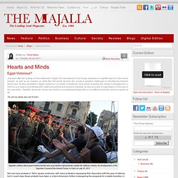 Hearts and Minds | The Majalla