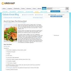 Heat It Up! Spicy Thai Shrimp Salad