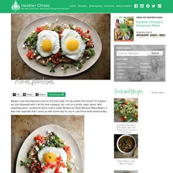 Huevos Rancheros - Food & Drink - msn