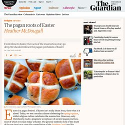 The pagan roots of Easter