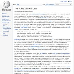 White Heather Club