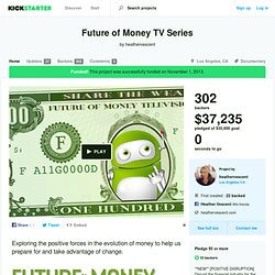 Future of Money TV Series by heathervescent