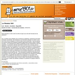 Une association a-t-elle le droit de mettre en ligne sur son site web l'annuaire de ses adhérents ?
