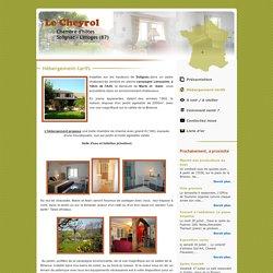 Le Cheyrol maison d'hôtes : Chambre d'hôtes de charme - Limoges (87)