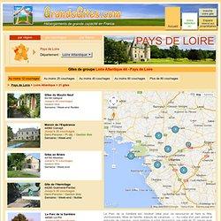 Gite de groupe Loire Atlantique 44 - Hébergement pour groupe - GrandsGites.com