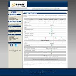 11VM Serv - Hébergement gratuit et sans pub