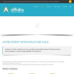 a0labs - hébergement et infogérance agile