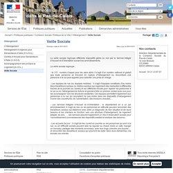 Veille Sociale / Hébergement / Cohésion Sociale, Politique de la Ville / Politiques publiques / Accueil - Les services de l'État dans le Pas-de-Calais