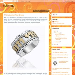 The AniLedodi Ring Dream