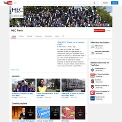 HECParis's Channel
