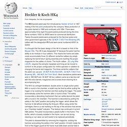 Heckler & Koch HK4