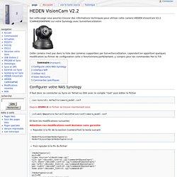HEDEN VisionCam V2.2 - SynoWiki