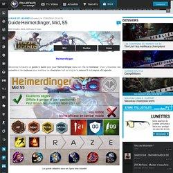 [Guides] Heimerdinger, Solo lane