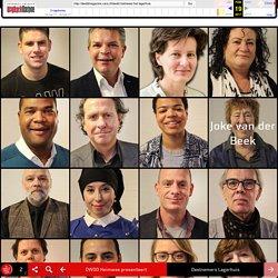 DWDD Heimwee: Het Lagerhuis - Deelnemers Lagerhuis