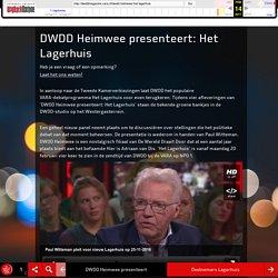 DWDD Heimwee: Het Lagerhuis - DWDD Heimwee presenteert