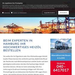 Heizöl kaufen in Hamburg