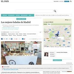 Heladerías: Los mejores helados de Madrid