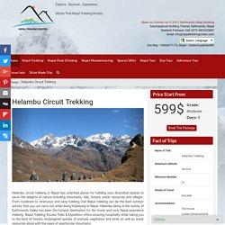 Helambu Circuit Trekking - Treks in Nepal - Best Nepal Trekking Routes