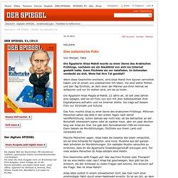 HELDEN: Das satanische Foto - DER SPIEGEL 51/2013